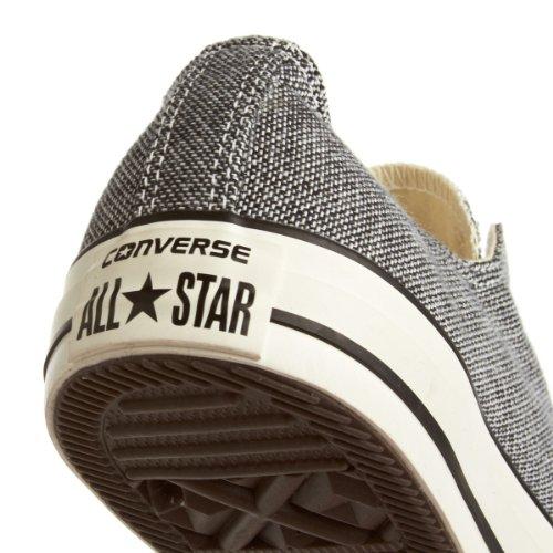 Converse, Sneaker uomo, (Black/Egret), 36.5 (Black/Egret)