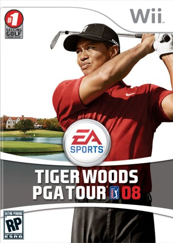 (Tiger Woods PGA Tour 08 - Nintendo Wii )