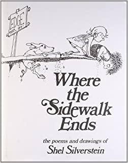 Where the sidewalk ends 30th anniversary edition rpkg poems and where the sidewalk ends by silverstein shel 2010 hardcover fandeluxe Choice Image