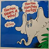Horton Hears A Who! and Horton Hatches The Egg, LP record