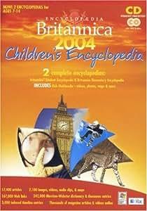 Britannica CD 2004 Childrens Winmac