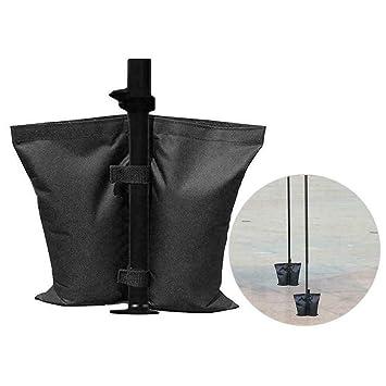 Amazon.com: Gracefulvara - 4 bolsas de peso para toldo para ...