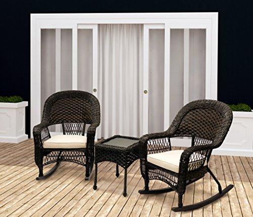 Rocking Chair Set - Sol Siesta Outdoor Rocking Chair Set