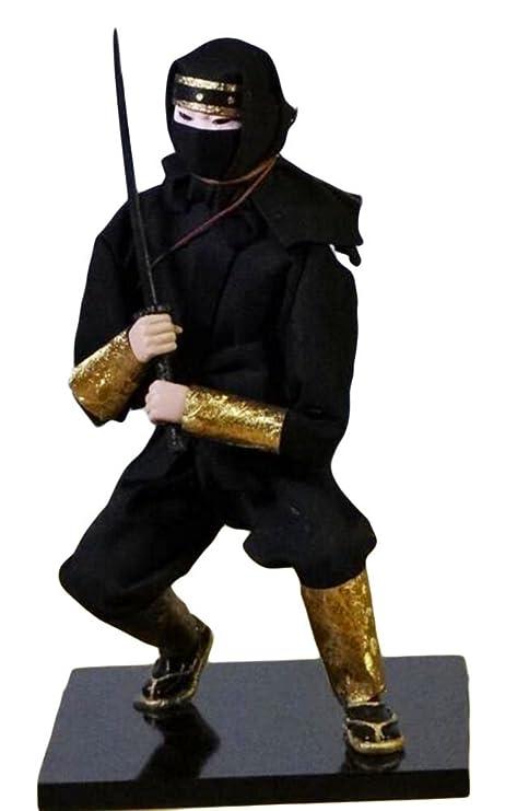 Amazon.com: George Jimmy Japan Ninja Warrior Humanoid Doll ...