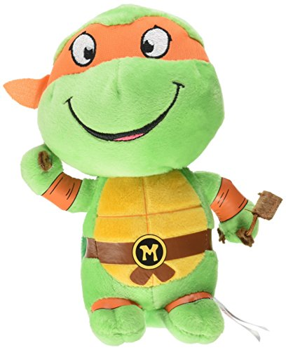 Ty Teenage Mutant Ninja Turtles Michelangelo Mask, Orange, (Michelangelo Ninja Turtles)