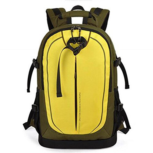 With Cover Bag Powe Shop Rucksack Trolley Now Yellow For Backpack Rain Canon padded Camera Beibao Range F7Uwq41