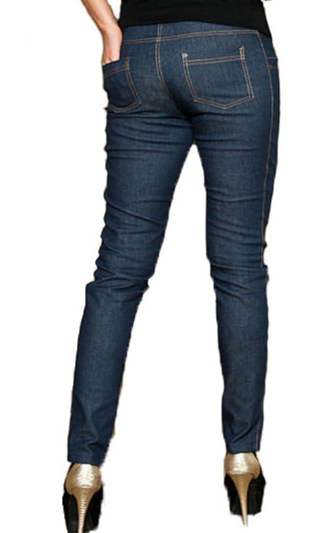 Damen Umstands Jeans Umstandsjeans Bootcut Designerjeans