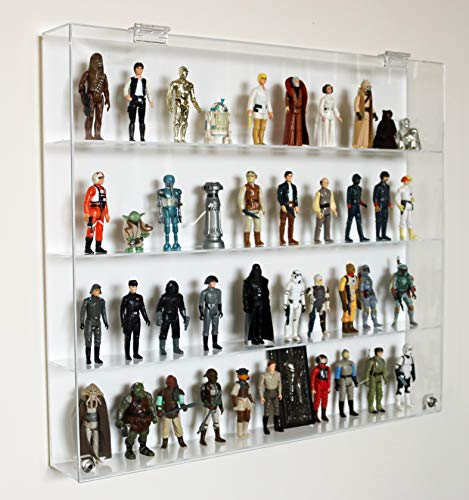 (Qualityjoes Collectors Showcase - Premium Display Case for 3-3/4