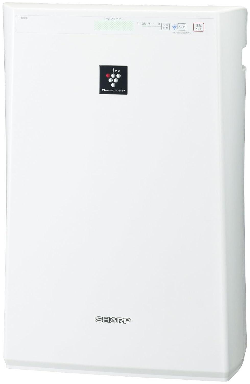 SHARP プラズマクラスター搭載 空気清浄機 ホワイト系 FU-B30-W B009YQ7BV2