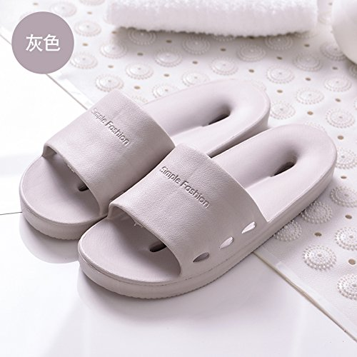 Zapatillas gris WC bañera verano de 44 wc casa 43 hembra de Zapatillas Fankou verano ducha nbsp;Cool qwazpp