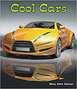 Amazoncom Cool Cars All About Big Machines Guided Reading - Cool cars quentin willson