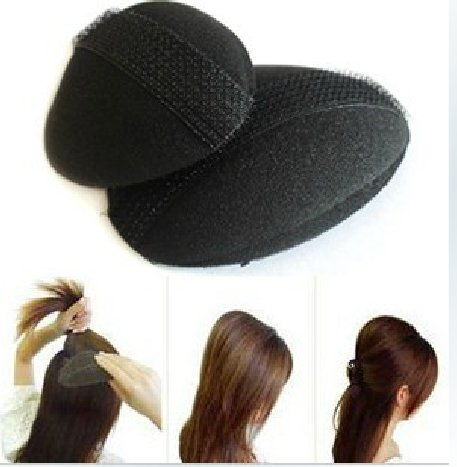 Price comparison product image WeMore(TM) Princess style hair heighten bang device bulkness sponge hair maker pad