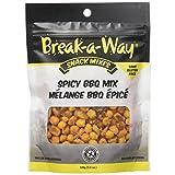 Break-A-Way Baw Spicy BBQ Trail Mix, 100g