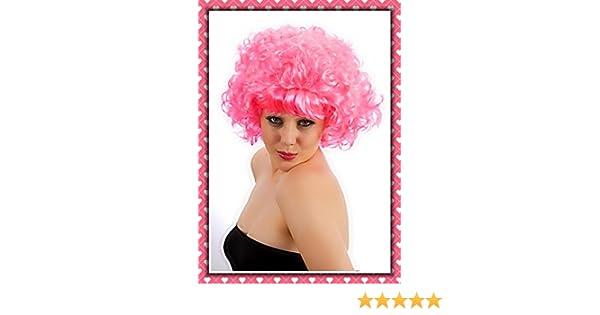 Para mujer rosa de chandalero de Frenchy 50s Pink Lady de Grease ...