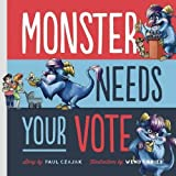 Monster Needs Your Vote (Monster & Me)