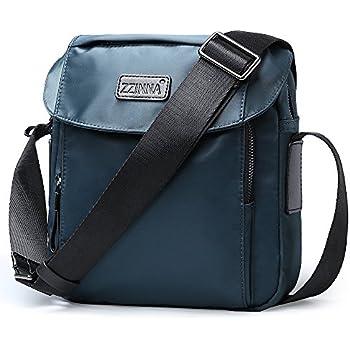 b9eff9dc3c91 ... ZZINNA Man Bag Small Messenger Bag Man Purse Man Purses and Bags  Waterproof Crossbody Bag for ...