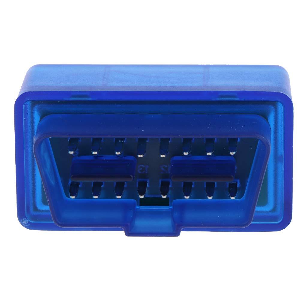 B Blesiya OBD2 V2.1 Bluetooth Car Scanner Blue Torque Diagnostic Scan Tool