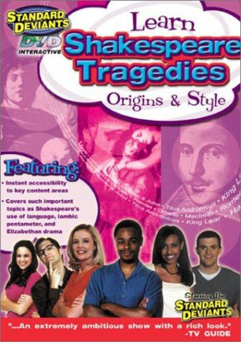 The Standard Deviants - Learn Shakespeare Tragedies - Origins & Style