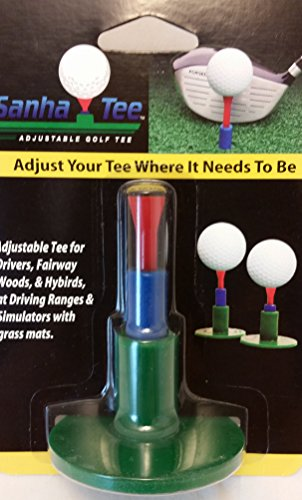 Sanha Adjustable Golf Tee