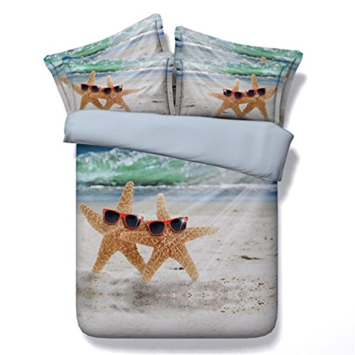 51heGxECszL The Best Beach Duvet Covers For Your Coastal Home