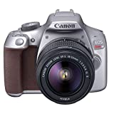 Canon EOS Rebel T6 Digital SLR Camera Kit with EF-S 18-55mm f/3.5-5.6 is II Lens (Limited Edition Metallic Gray)