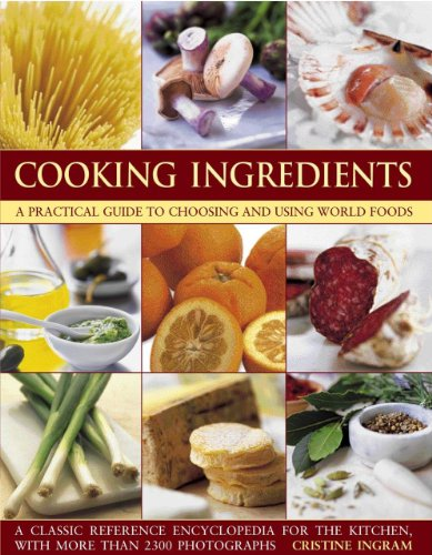 cooking ingredients - 1