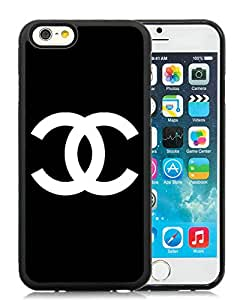 Popular And Unique iPhone 6 4.7 Inch Case Designed With CHANEL Logo 11 Black Phone Case For iPhone 6 4.7 Inch Cover