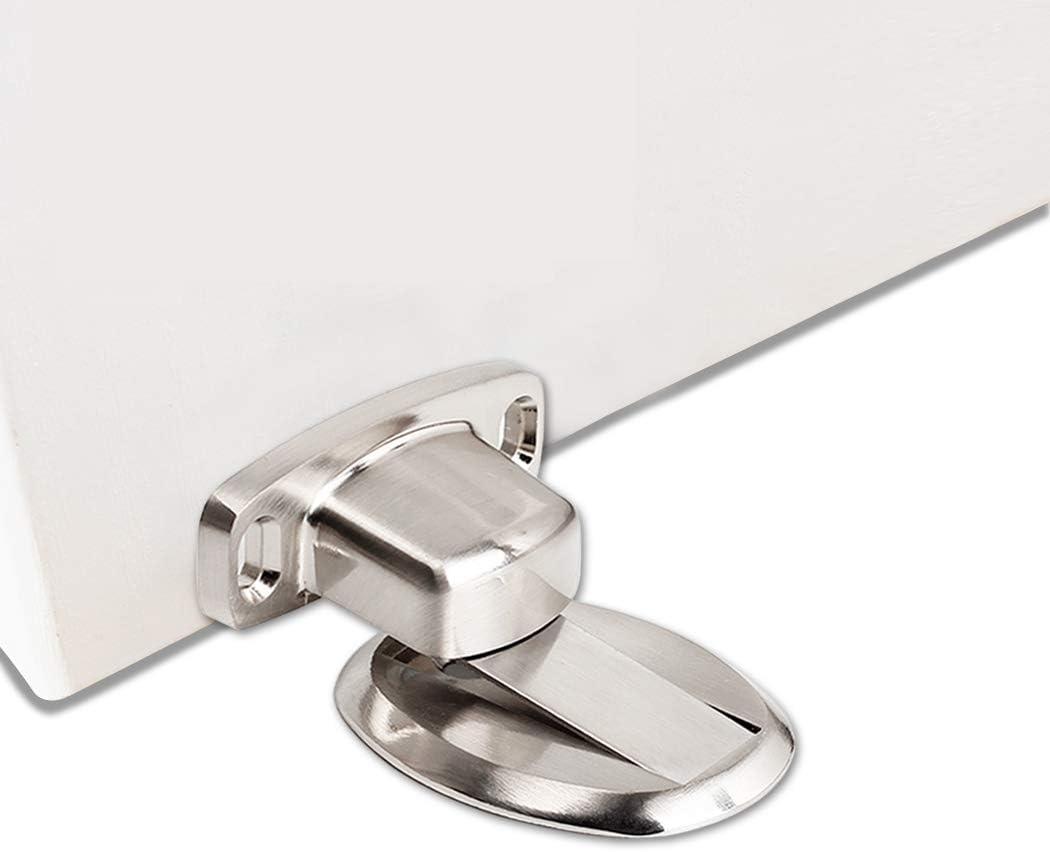 Aeloa Door Magnetic Holder Stainless Steel Door Stopper Holder for Home