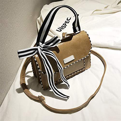 Stripe Women Shoulder Bag Flap Designer Handbags Clutch Bag Ladies Messenger Bag