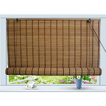this item bamboo roll up window blind sun shade shades bed bath and beyond blinds lowes