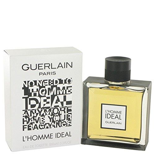 L'homme Ideal Cologne By Guerlain 3.4 oz Eau De Toilette ...