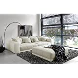 big sofa mega sofa xxl sofa kuschelsofa xxl couch big couch schlaffunktion kissen grau. Black Bedroom Furniture Sets. Home Design Ideas