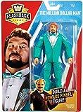 million dollar kitchens WWE Basic Flashback Series The Million Dollar Man Ted DiBiase Action Figure (Build Howard Finkel)