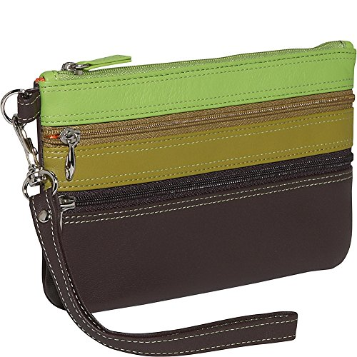 belarno-medium-trizip-multi-color-clutch-in-black-rainbow-combination-brown