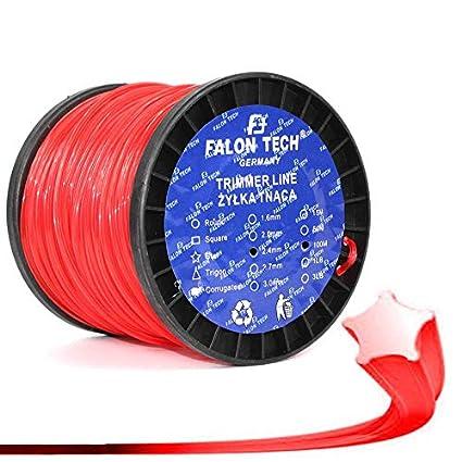100 M/5 cantos/2,4 mm universal, robusta - Carrete para ...