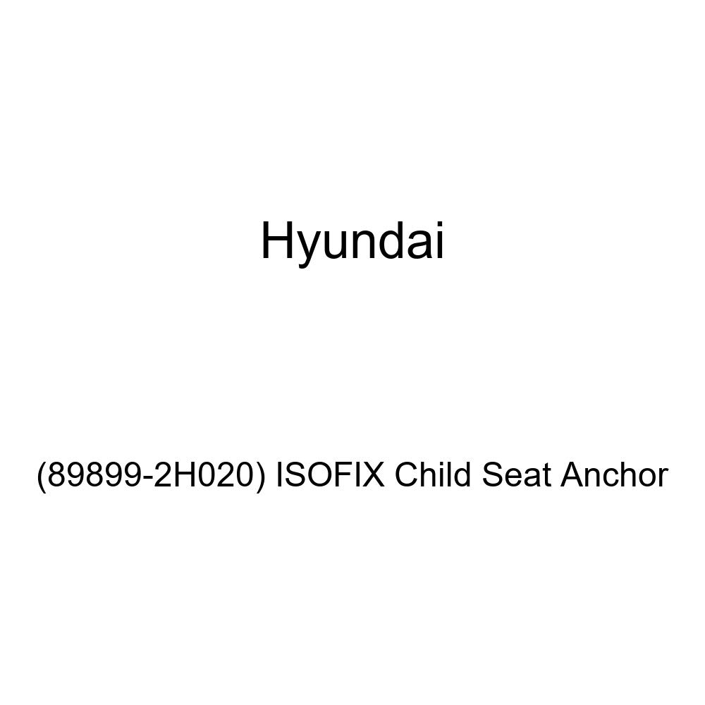 Genuine Hyundai 89899-2H020 ISOFIX Child Seat Anchor