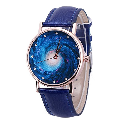 Star Womens Leather Watch - 4