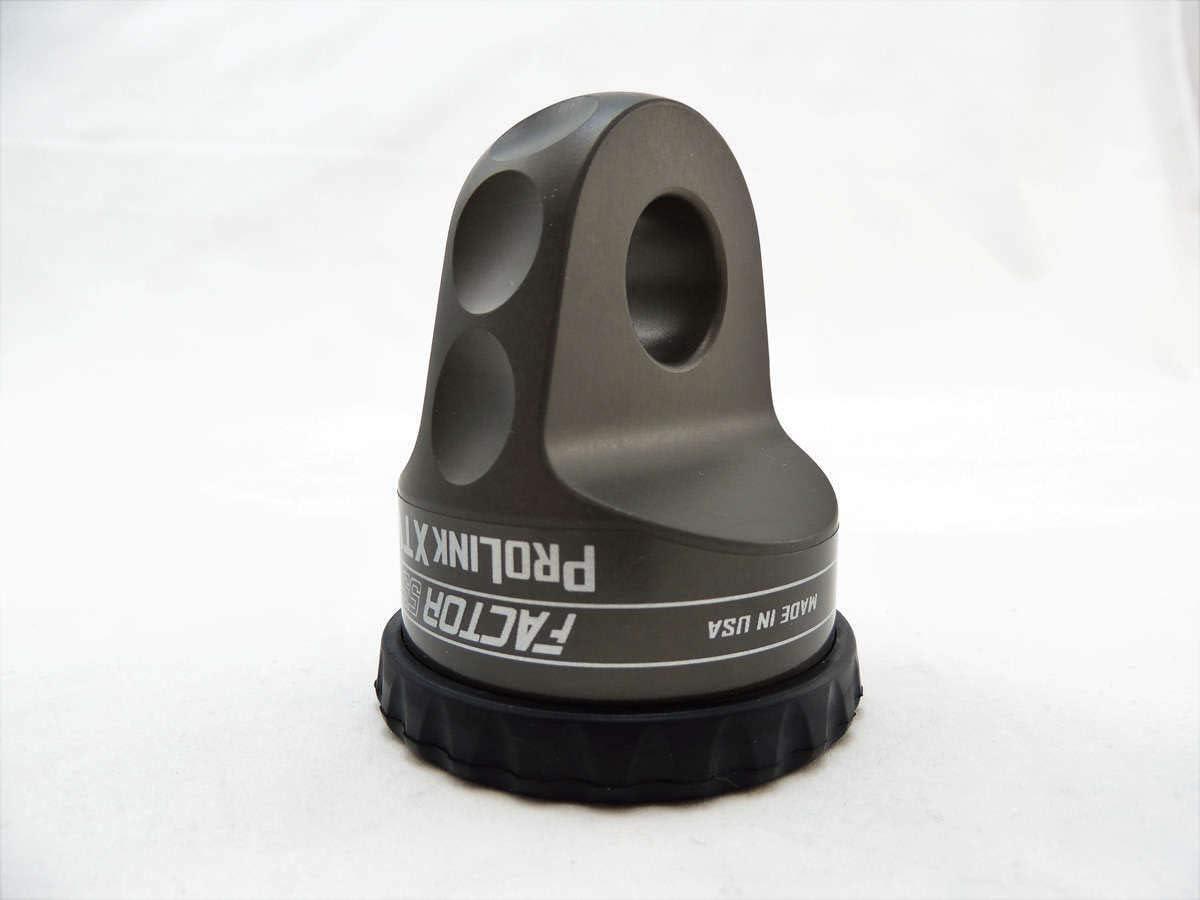 00110 Factor 55 Gray ProLink XTV Shackle Mount For ATV//UTV Winches