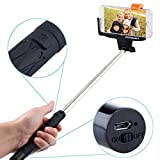 Selfie stick,URPOWER Bluetooth Monopod Selfie Stick Self...