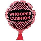 Tobar 10350 Klassiska skämt WHOOPEE kudde, rosa