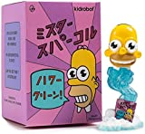 Mr. Sparkle 3 inch Mini Figure by Kidrobot x The Simpsons