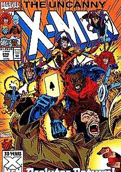 Uncanny X-Men No. 298