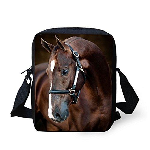 femme C663E bandoulière Marron HUGS pour Sac IDEA petit Horse7 Y Horse8 CqwEWxA4Y