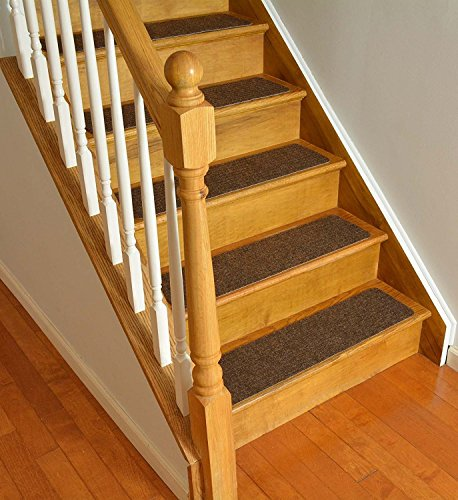 Top 10 Best Stair Treads Non-slip - Best of 2018 Reviews | No Place ...