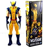 Nicky's Gift New x Men Wolverine Titan Hero Series Figure Avenger 12 inches Action Figure