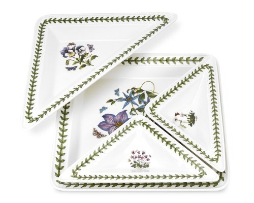 Portmeirion Botanic Garden 4-Piece Entertainment Set by Portmeirion USA