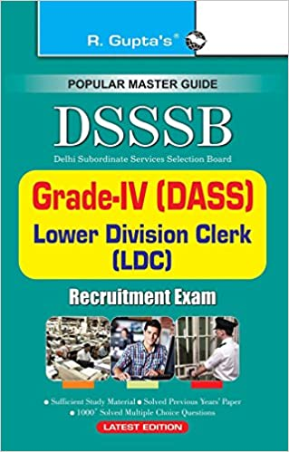 buy dsssb grade iv dass warder matron ldc steno etc popular