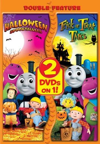 Halloween Spooktacular / Trick or Treat Tales (Double (Halloween Trick Or Treat Movie Online)