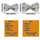 DECS Bow Tie Tuxedo Butterfly Cotton Adjustable