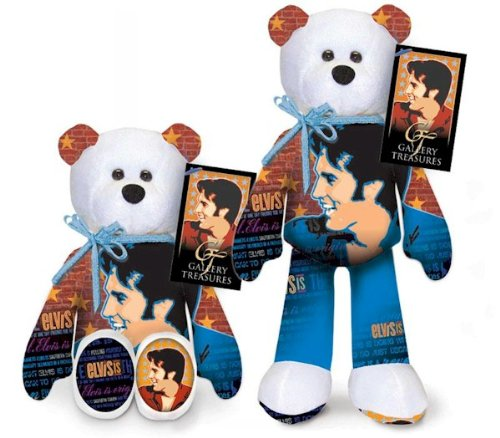 - Elvis Presley Elvis Is Bear # 018